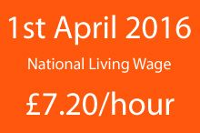 National Living Wage - How it affects your business